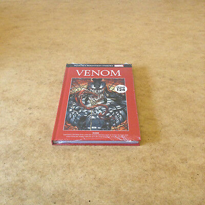 Marvel's Mightiest Heroes Book Collection #124 Venom Spider-Man & Venom Story