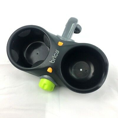 Brica Stroller Car Seat Snack Tray Pod Cup Holder