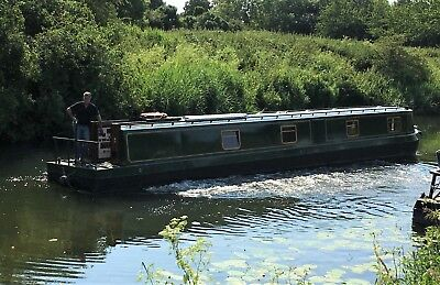 Excellent condition, Traditional 67 foot, 6 birth Narrowboat
