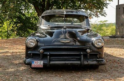 Chevrolet Styleline Hot Rod Rat Rod Bel Air 1950