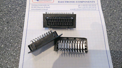 Euro SCART female connector PCB angle Lot-5pcs