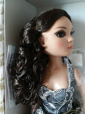 Tonner Prudence Remember Me? 2014 Convention LE 125 Beautiful Raven Curly hair