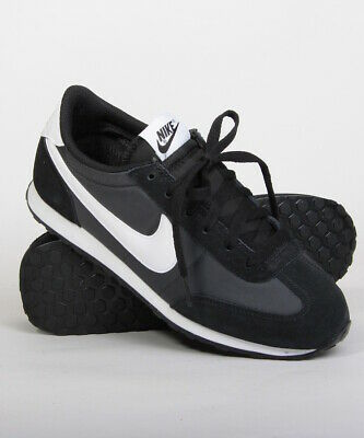 online retailer 86a8a 593c3 Nike Sneakers Shoes Sport Mach Runner Black lifestyle sportswear Men