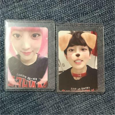 EXO for life  CHANYEOL Photocard 2 SET official photo card