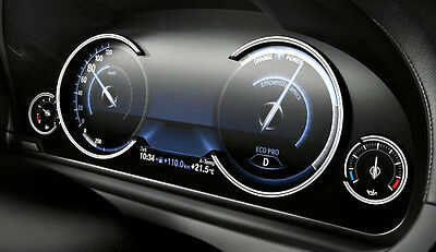 Bmw Oem G11 G12 G30 Multi Functional Instrument Cluster Display Lcd