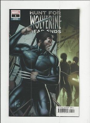 Hunt for Wolverine: Dead Ends #1 Dale Keown Variant Cover (VF+) condition