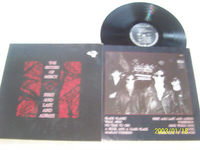 The Sisters Of Mercy First And Last And Always(Lp)