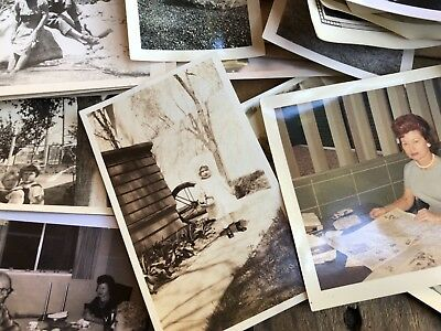 Antique and Vintage Photo Collection