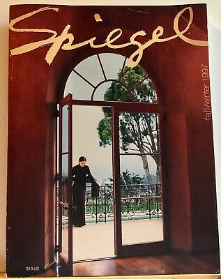 Vintage Spiegel 1997 Fall And Winter  Mail Order Catalog: Flip Book