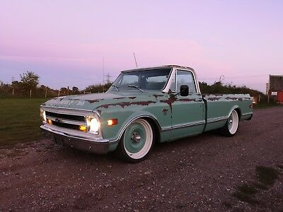 Chevy c10 1968 pick up, American small block