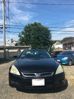 2006 Honda Accord  Honda Accord Coupe 2006