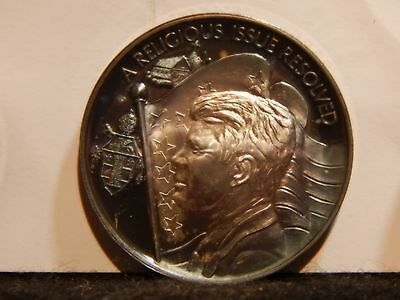"John F. Kennedy Medal .999 Silver ""A Religious Issue Resolved""  39mm  ...RC1442"
