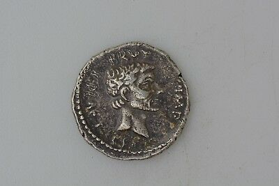 Roman Brutus Ides of March Denarius. 43-42 BC.