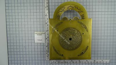 Brass Dial Insert Sallandse Wall Clock Warmink Suitable For Hermle-Fhs-Ucw