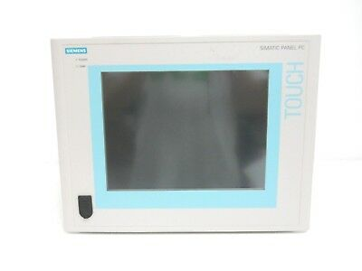Siemens Simatic Touch Panel PC 670 (120-230 V)
