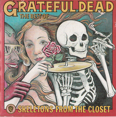 Skeletons from Closet: Best of Grateful Dead CD - Brand New - MINT - Sealed Hits