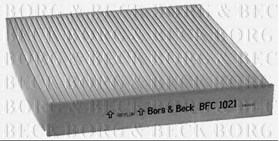 Fits Citroen C3 1.4 HDi Borg /& Beck Activated Carbon Cabin Pollen Filter