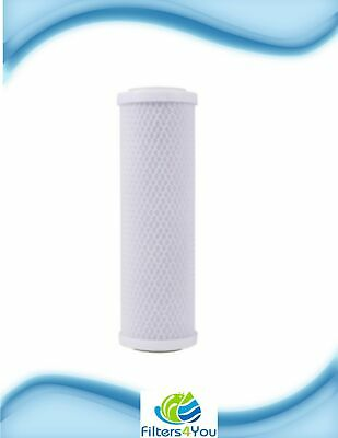 Cyst Carbon Block Drinking Water Filter Coconut Shell CTO 0.5 micron 2.5 x 10