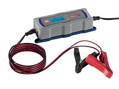 Chargeur Automatique Batterie Auto Moto Quad Tronic T4Xse / Ultimate Speed - Lcd