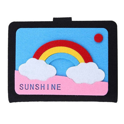 Insert Picture Memories Baby Memory Cover Photo Album Rainbow Cute Lovers