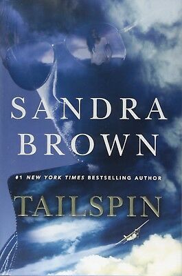 Tailspin by Sandra Brown NEW-2018 [EB00k] [pdf,kindle.epub]