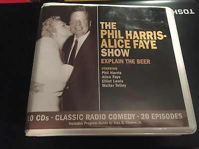 The Phil Harris & Alice Faye Show - Explain the Beer - Radio Comedy