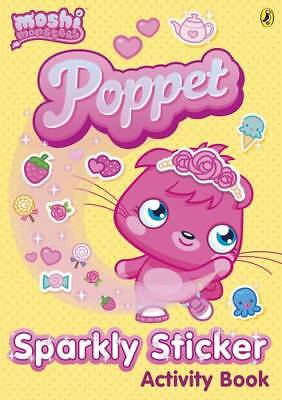 Moshi Monsters: Poppet Sparkly Sticker Activity , Puffin Books, New