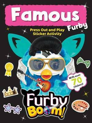 Fashion Furby: Press out and Play (Press Out & P, Hasbro, New