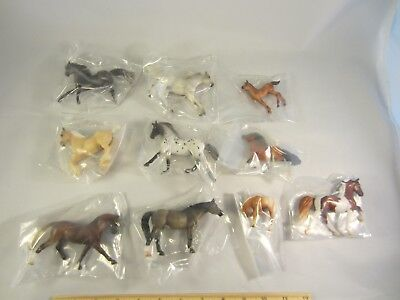 NIP Breyer 2010 JCPenney Parade of Breeds Stablemate Set Horse