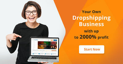 Make Passive Income Online With 100% Automated Dropshipping Business!