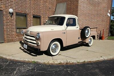 1955 Dodge Pickup Job Rated Deluxe - V8 - 4spd Manual - Frame Off Restoration 1955 Dodge Pickup Job Rated Deluxe V8  Frame Off Chevy Ford 1953 1954 1956 1957