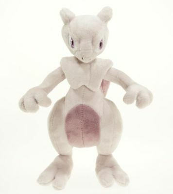 New Pokemon Center XY Mewtwo Pink Plush Toy Soft Doll 30cm 12inch Great Gift