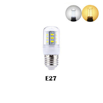 Bulb LED Corn Light Spotlight 5730SMD 360° Warm White Cool White SMD 5730 6500K