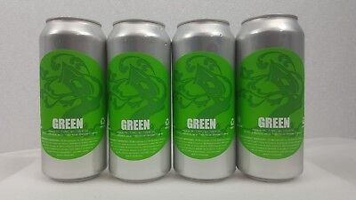 Tree House Brewing Green 4 Cans Brewed 9/19