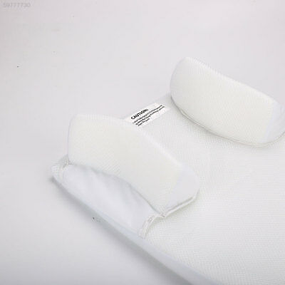 FBCD Cushion Head Positioner Newborn Shaping Pillow Soft White Cotton Toddler