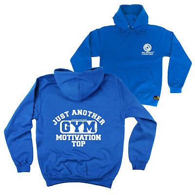 FB Gym Bodybuilding Hoodie - Just Another Gym Motivational Top - Hoody Jumper