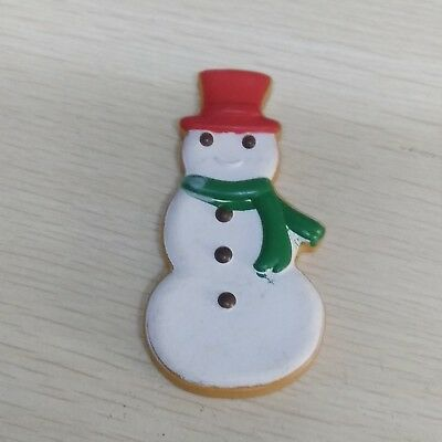 Bake Cookie Fit For 18/'/' American Girl Doll Christmas Snowman Maryellen Holiday
