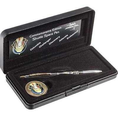 Fisher Space Pen Commemorative Shuttle & Coin Set