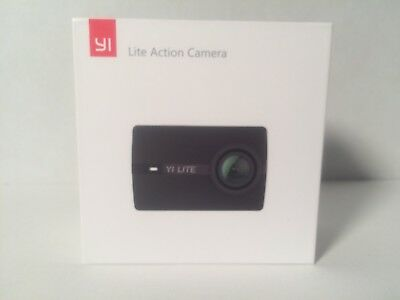 YI Lite Action Camera Sony Sensor 16MP Real 4K Sports Touchscreen YAS.1117
