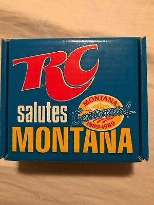 RC Cola Montana Centennial Can 1989