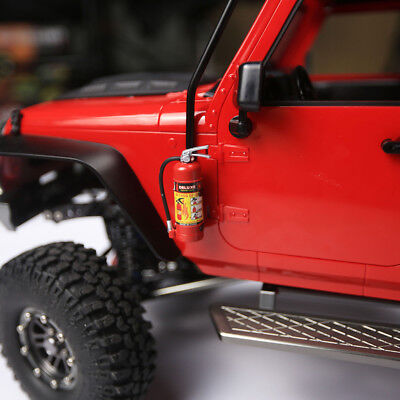 RC crawler car 1:10 accessories fire extinguisher 4.5cm model   I