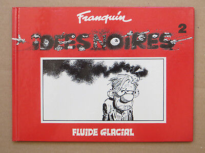 FRANQUIN IDEES NOIRES Tome 2  EO 1984  TBE
