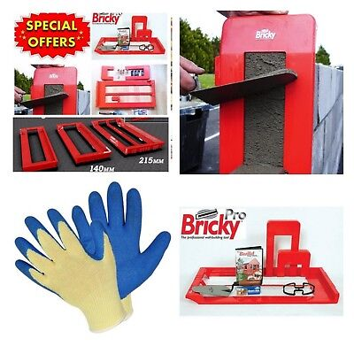 Bricklaying Tools Set Adjustable Tool For Building Wall Kit Diy Mortar Joints