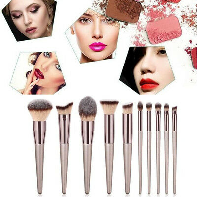 Makeup Cosmetic Tool Soft Contour Face Powder Foundation Blush Brush Accessories