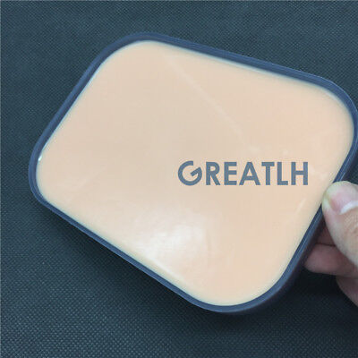 Surgical Incision Practice Human Skin Silicone Suture Training Pad Medical
