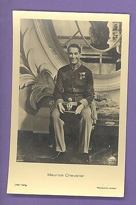 Maurice Chevalier # 6200/2 Vintage Photo Pc. Publisher Germany 742