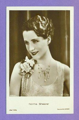 Norma Shearer # 3780/3 Vintage Photo Pc. Publisher Germany 5440