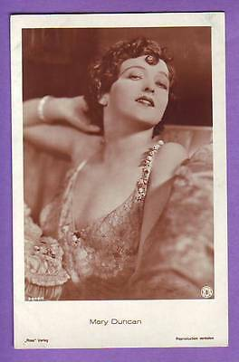 Mary Duncan # 3842/1 Vintage Photo Pc. Publisher Germany 23