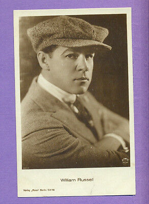William Russell  # 857/1 Vintage Photo Pc. Publisher Germany 5100