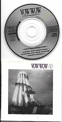 WOW WOW - Helter Skelter - Mini CD Arista 162 013, Vow Wow  VWW CD 2 GERMANY EX